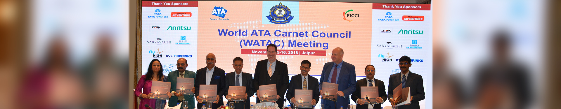 World ATA Carnet Council Meeting Jaipur